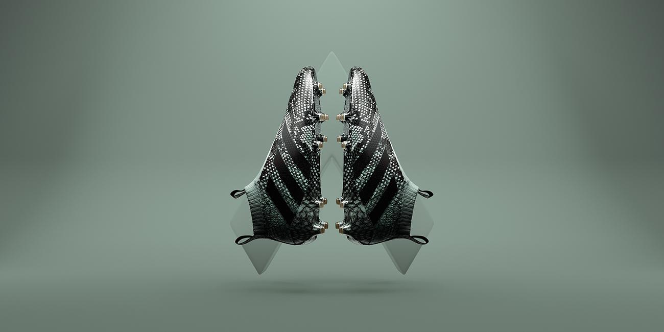 Adidas Viper Pack, le scarpe da calcio con la pelle di serpente