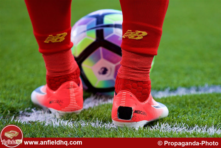 Philippe Coutinho scarpe