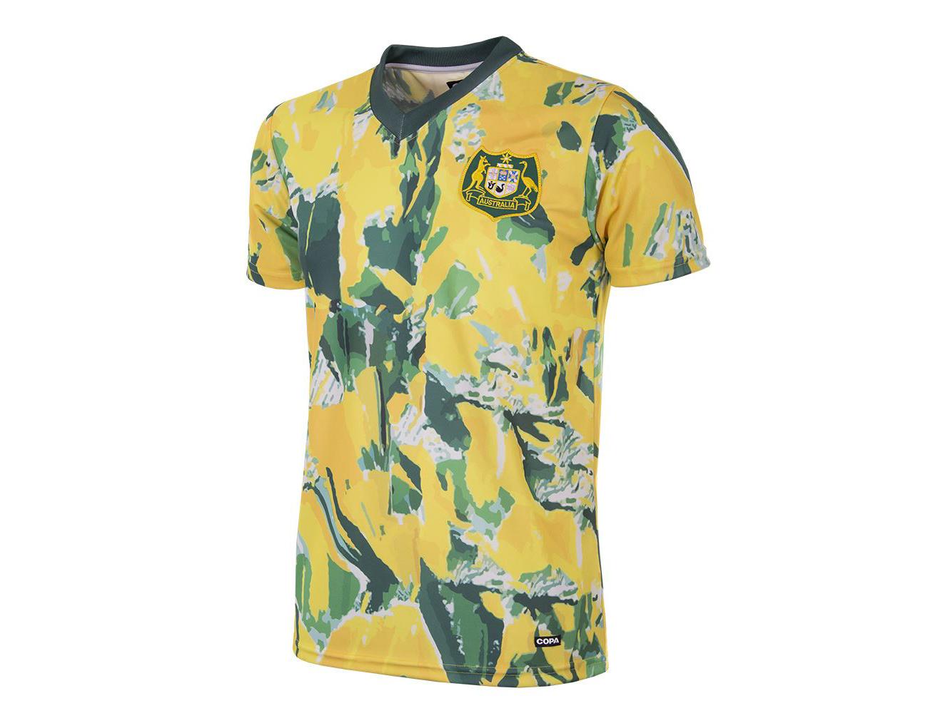 Australia-1990-93-Short-Sleeve-Retro-Football-Shirt-y-4170