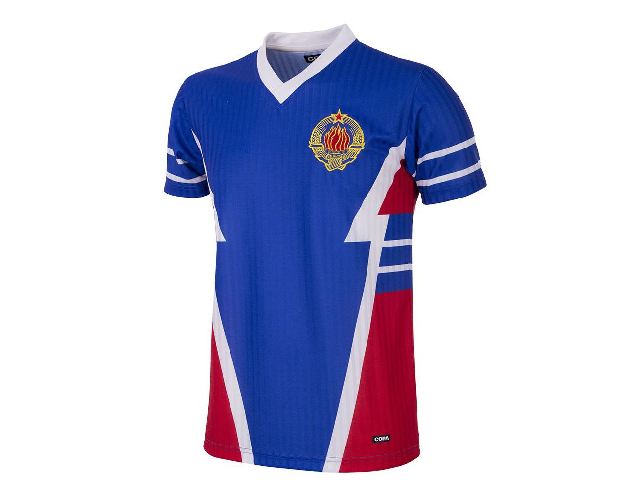 Yugoslavia-1990-Short-Sleeve-Retro-Football-Shirt-blu-4144
