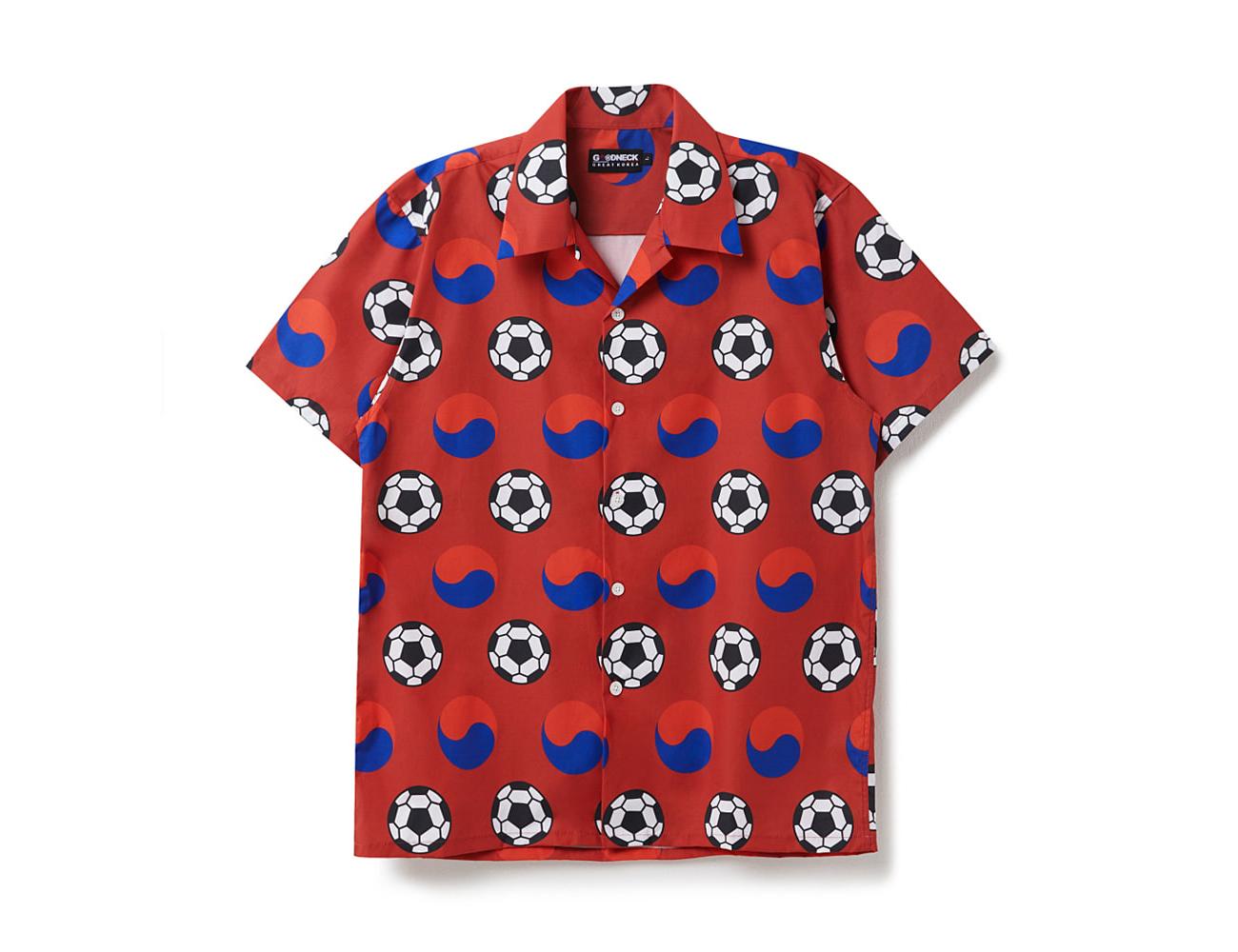 goodtimesbadtimes-korea-shirt-red