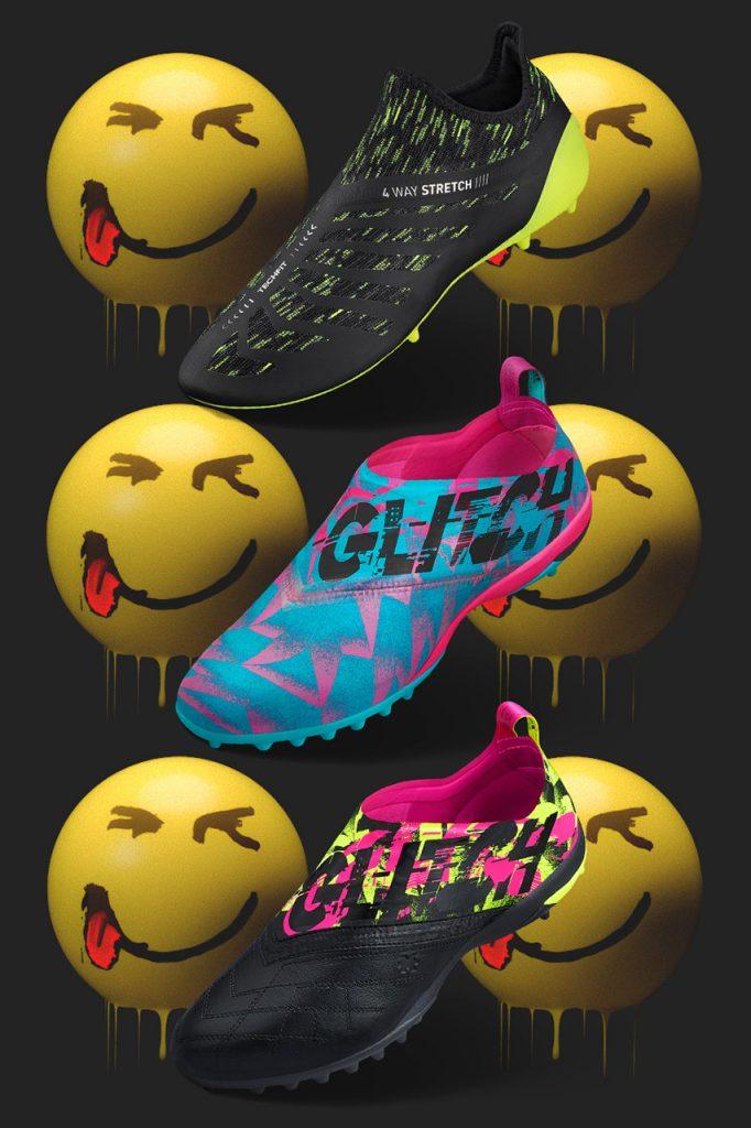 Nuova skin di adidas GLITCH ispirata a Tron Marte