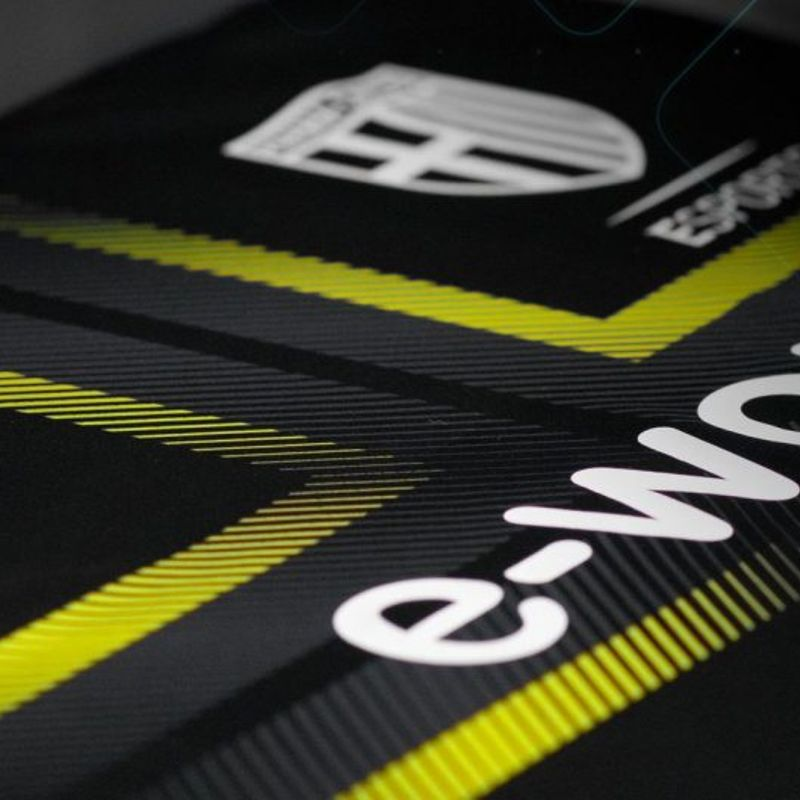 Le maglie eSports del Parma