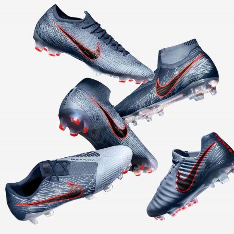 Il nuovo pack Nike Football per le tipe
