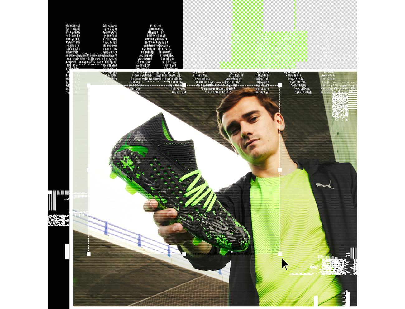 PUMA Football_HACKED PACK_Griezmann