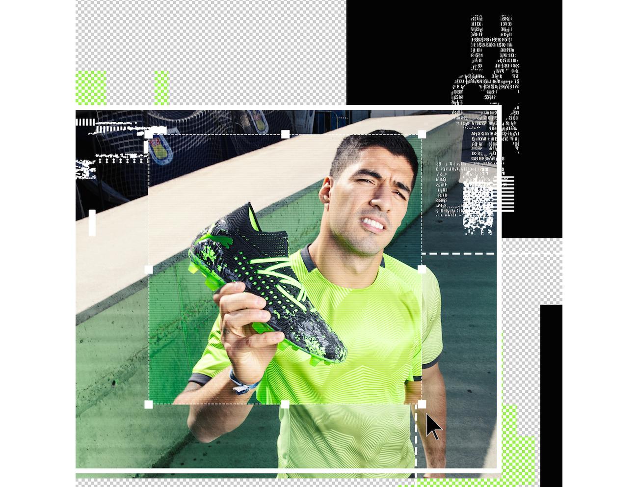 PUMA Football_HACKED PACK_Suarez