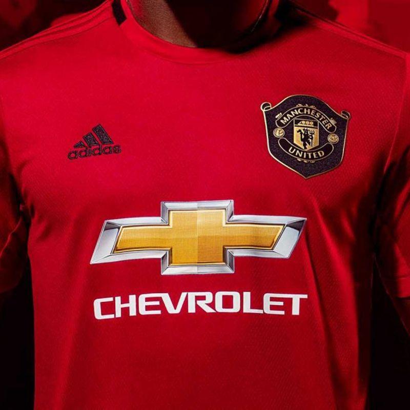 adidas presenta la maglia 2019/20 del Manchester United