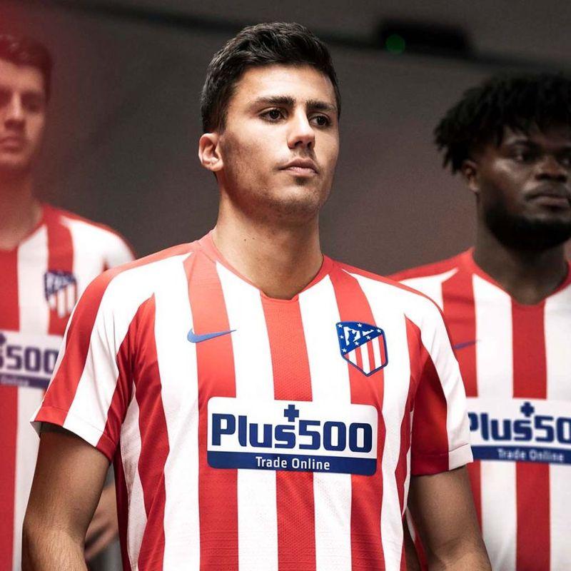 La maglia Nike 2019/20 dell'Atlético Madrid