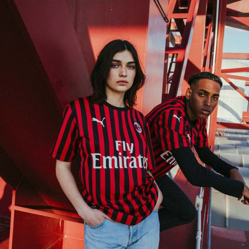 PUMA presenta la maglia del Milan 2019/20
