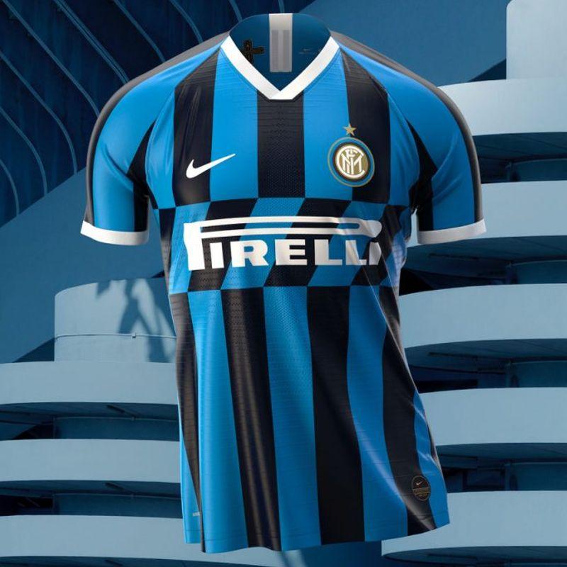 Nike presenta la maglia 2019/20 dell'Inter