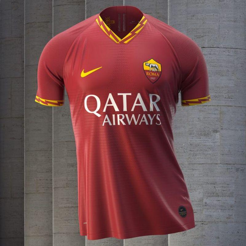 Nike presenta il kit 2019/20 della Roma