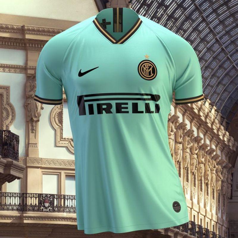 La maglia away 2019/20 dell'Inter
