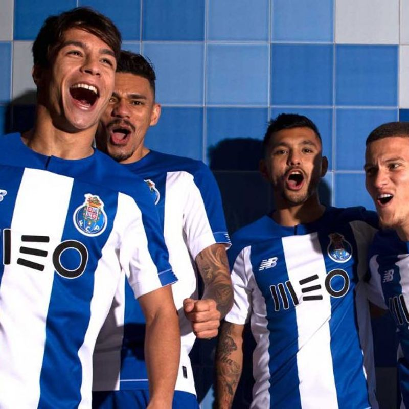 New Balance lancia il kit 2019/20 del Porto