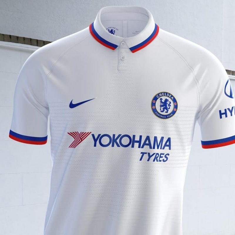 Kit away 2019/20 precisino del Chelsea