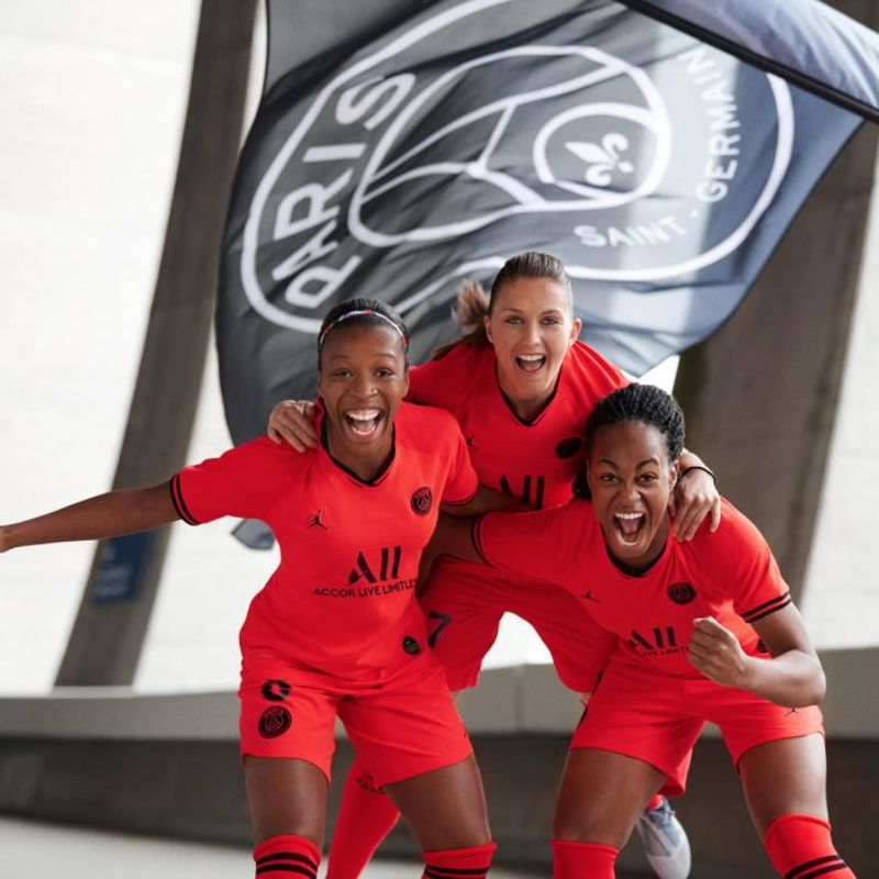 Nuovo kit hype Jordan del PSG hype
